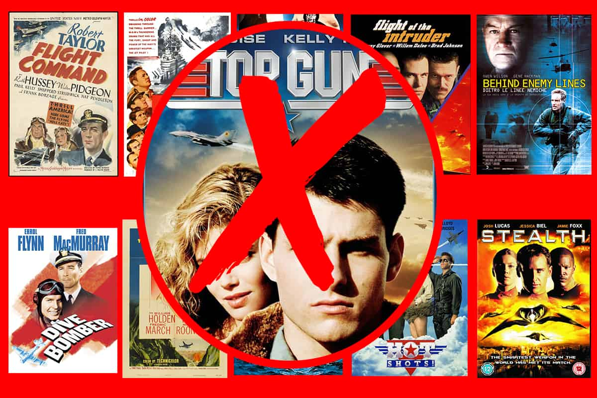 FLYBOY FILMS NOT NAMED TOP GUN