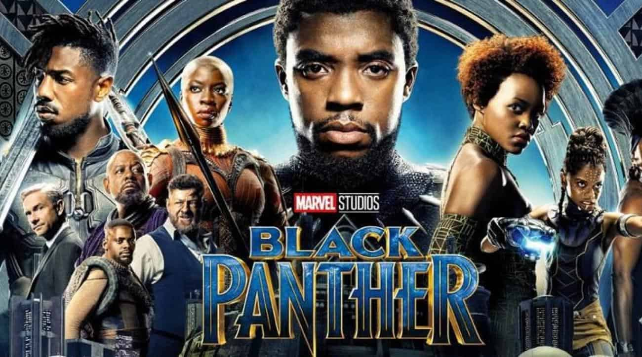 HOW WE GOT TO BLACK PANTHER