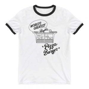 Angelo's Ringer T-Shirt