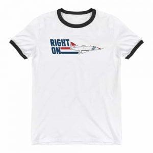 Goshawk Ringer T-Shirt