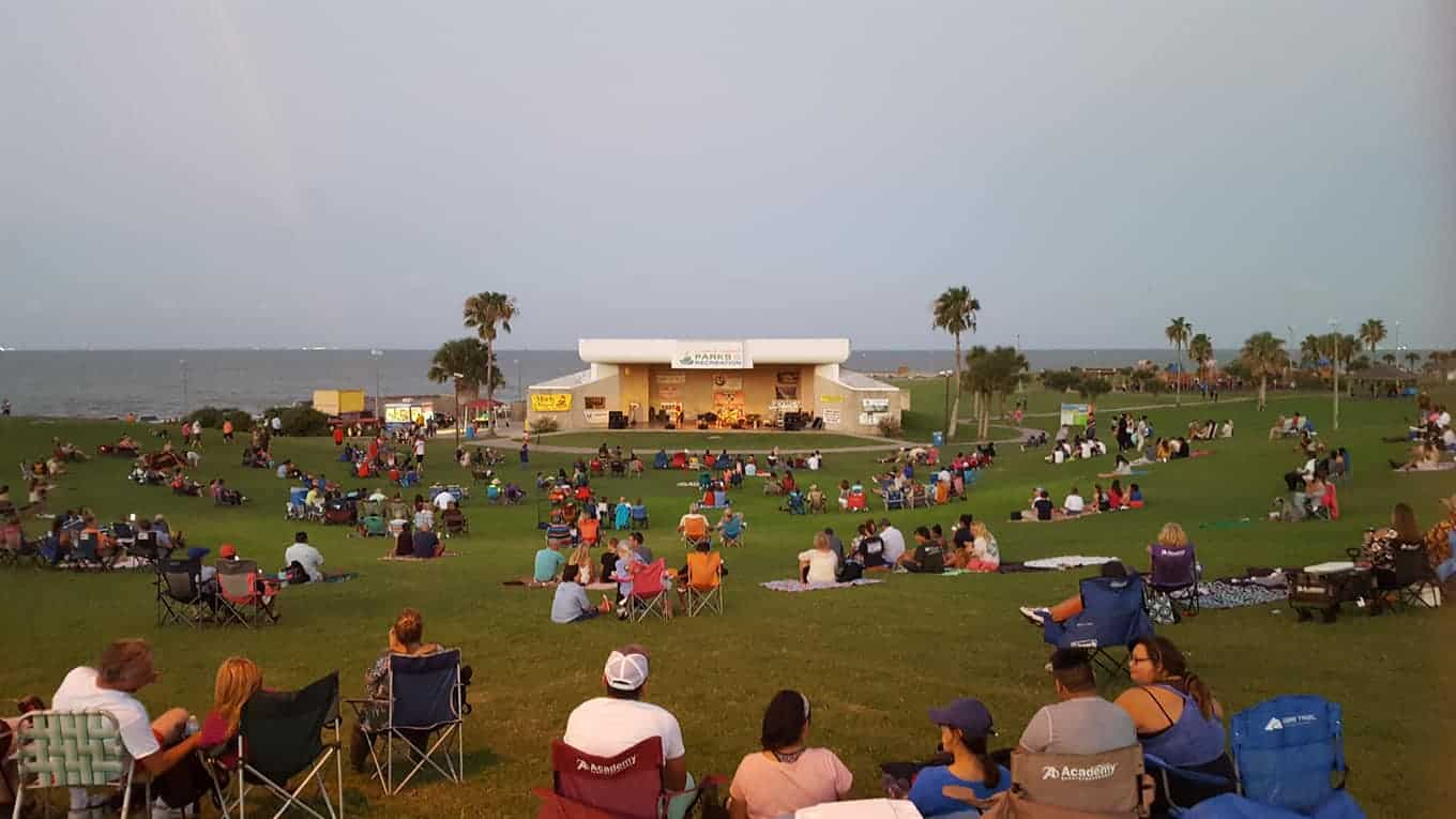 Every Free Movie Playing At The Bay Jammin' Summer Series